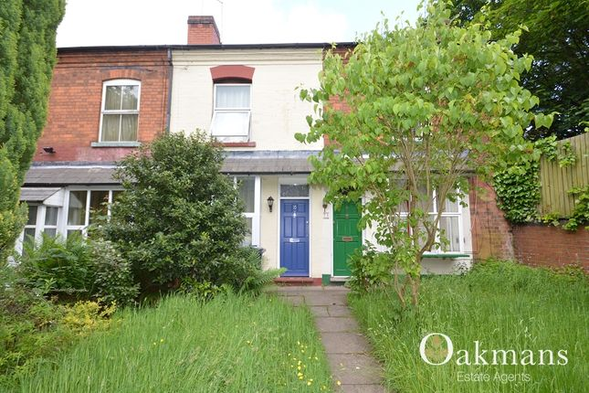 2 bed terraced house for sale in Holly Grove, Hubert Road, Birmingham, West Midlands.