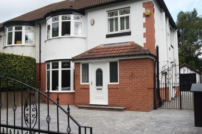 Thumbnail Semi-detached house to rent in Ring Road Moortown, Leeds