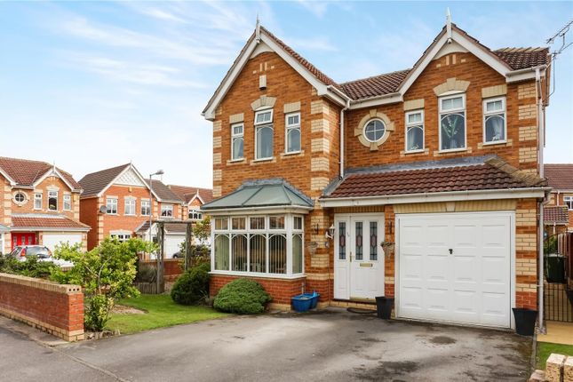 Thumbnail Detached house for sale in Whinbeck Avenue, Normanton