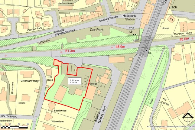Thumbnail Land to let in Land At Keymer Road, Hassocks