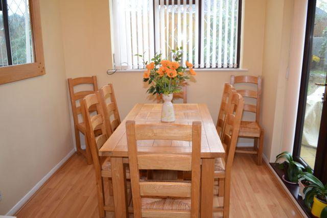 Dining Room of Brookfield Road, Kingsley, Northampton NN2