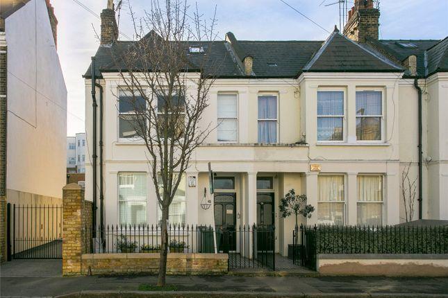 Thumbnail Maisonette for sale in Hannington Road, London