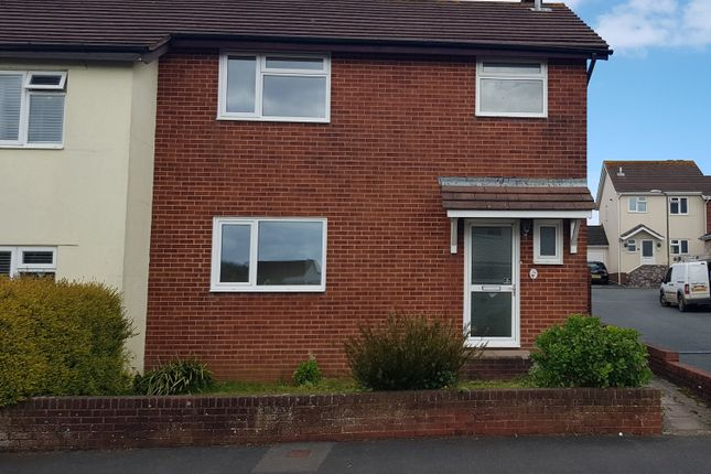 Thumbnail Semi-detached house to rent in Bridle Close, Paignton