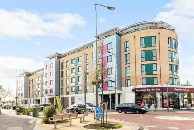 Thumbnail Flat for sale in London Road, Wallington