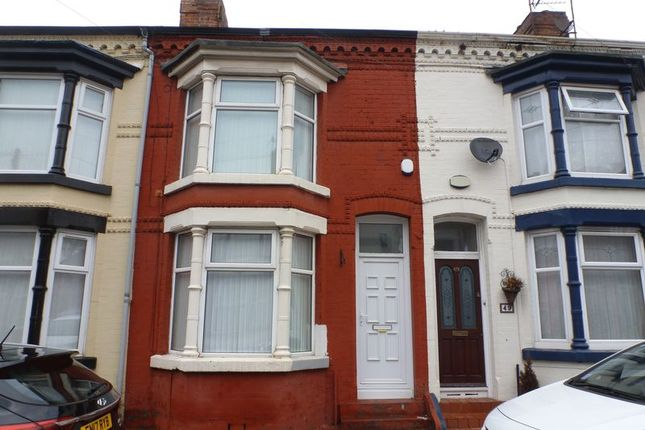 Thumbnail Terraced house to rent in Bowden Street, Litherland, Liverpool