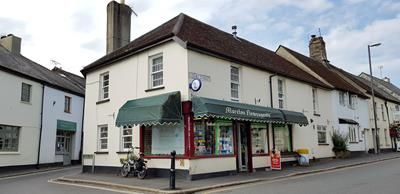 Thumbnail Retail premises for sale in Moreton News, 1 Court Street, Moretonhampstead, Devon