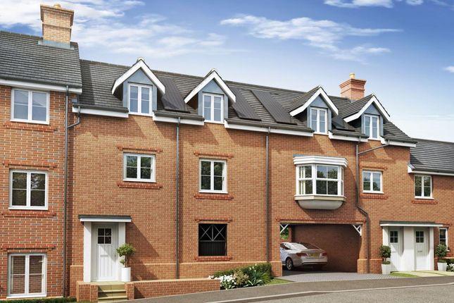 Thumbnail Terraced house for sale in Church Crookham, Fleet