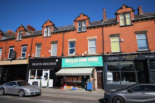 4 bed flat to rent in Heaton Road, Heaton, Newcastle Upon Tyne NE6
