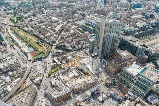 Thumbnail Flat for sale in Fairchild Place, London