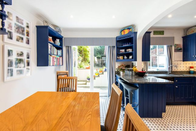 Thumbnail Detached house for sale in Naseby Close, South Hampstead, London