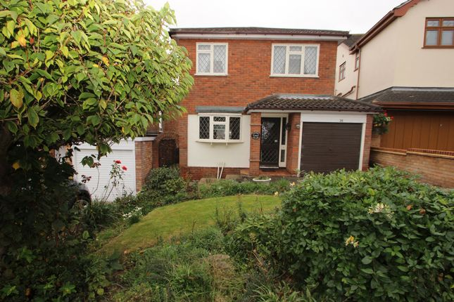 Thumbnail Detached house for sale in Southwell Road, Benfleet