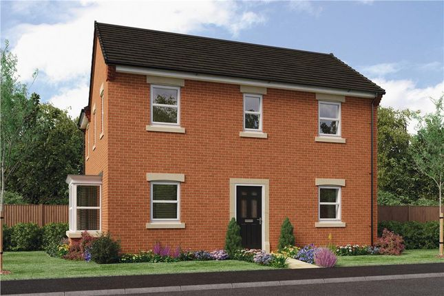 """Thumbnail Detached house for sale in """"Repton"""" at King Street, Drighlington, Bradford"""