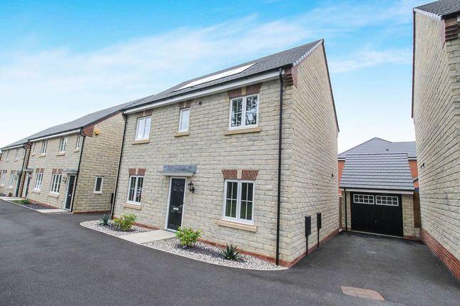 Thumbnail Detached house to rent in Oak Leaf Drive, Bamber Bridge, Preston