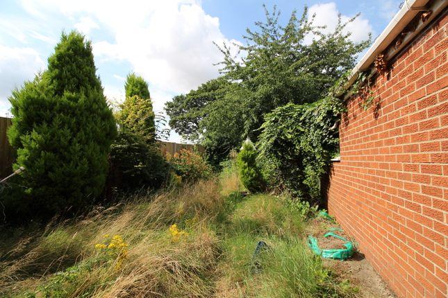 Bak Garden of Stoops Lane, Bessacarr, Doncaster, South Yorkshire DN4