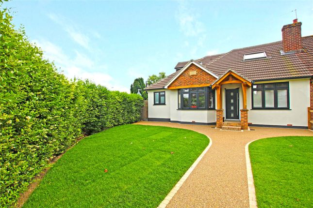 Thumbnail Semi-detached bungalow for sale in New Haw, Surrey