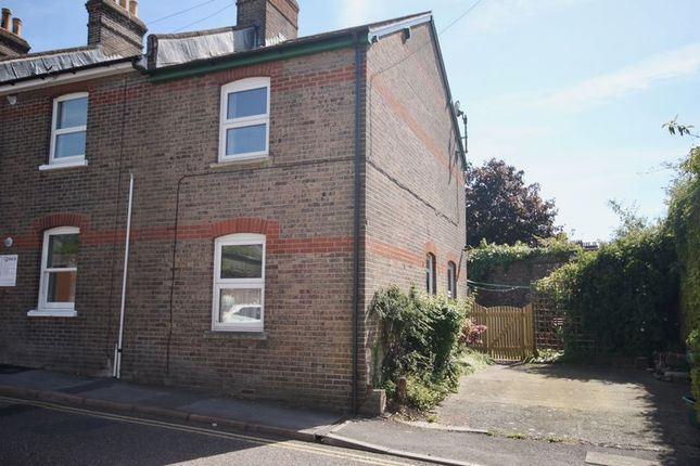 Thumbnail End terrace house to rent in Icen Way, Dorchester