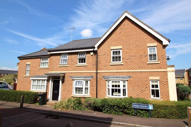 Thumbnail Terraced house to rent in Empire Walk, Greenhithe