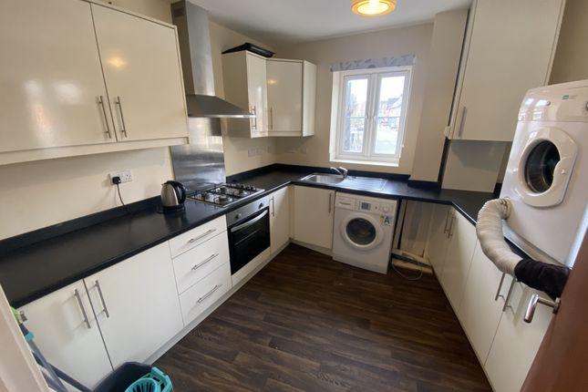 Thumbnail Flat to rent in Jai Apartments, Athelstan Road, Romford