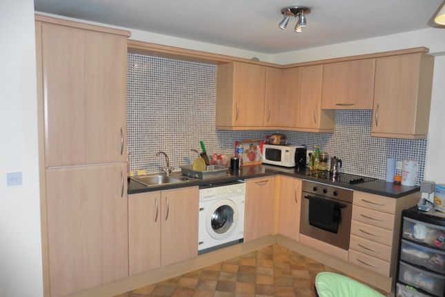 Thumbnail Flat to rent in Lagentium Plaza, Castleford