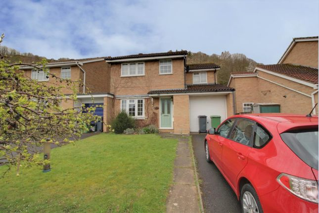 Thumbnail Link-detached house for sale in Rosedale Avenue, Stonehouse