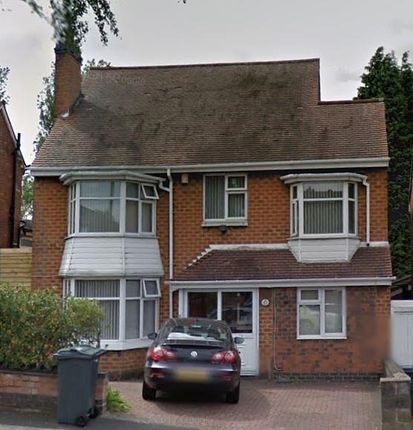 Thumbnail Detached house for sale in Sandwell Road, Birmingham, Staffordshire