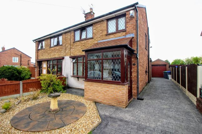 Thumbnail Semi-detached house for sale in Holbeck Avenue, Blackpool