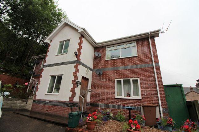 Thumbnail Flat for sale in Alexandra Place, Newbridge, Newport