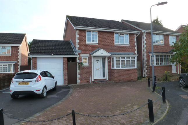 Thumbnail Detached house for sale in Crows Grove, Bradley Stoke, Bristol