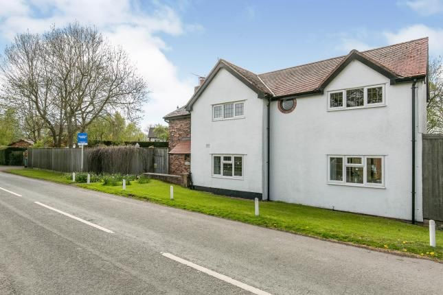 4 bed detached house for sale in Plemstall Lane, Mickle Trafford, Chester, Cheshire CH2