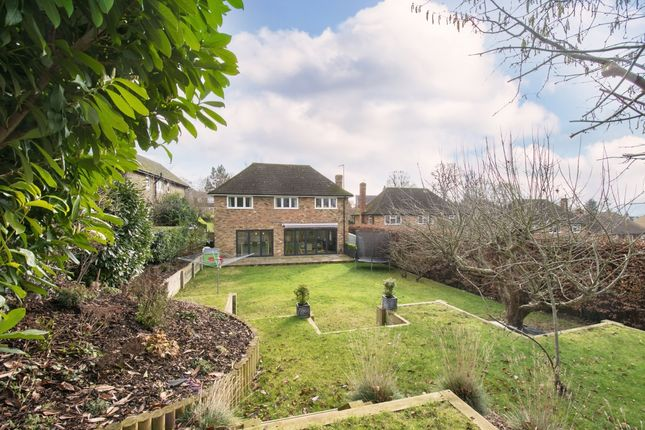 Thumbnail Detached house to rent in Foxdell Way, Chalfont St Peter, Buckinghamshire