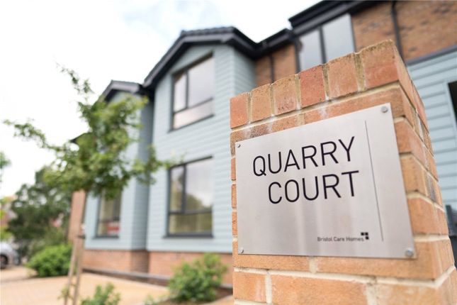Exterior of Quarry Court, Adelaide Place, Fishponds, Bristol BS16