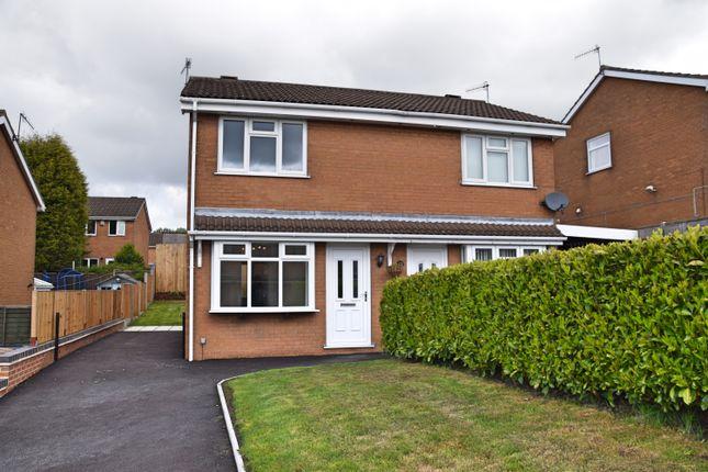 Woodingdean Close, Longton, Stoke-On-Trent ST3