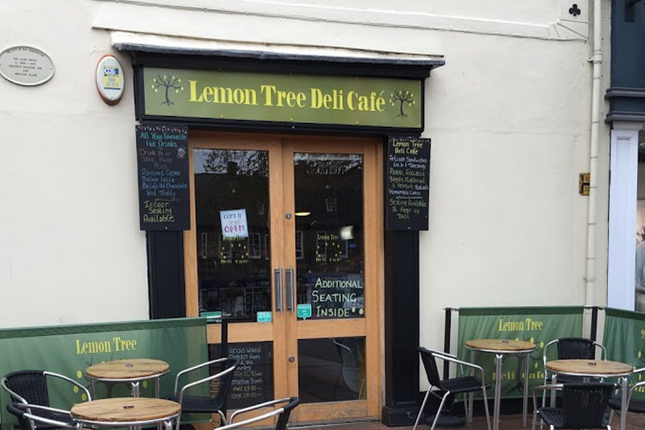 Thumbnail Restaurant/cafe for sale in Market Place, Ely