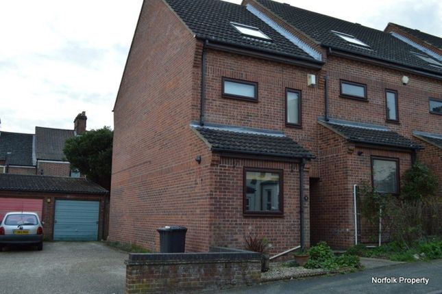 Thumbnail Property to rent in Florence Road, Norwich