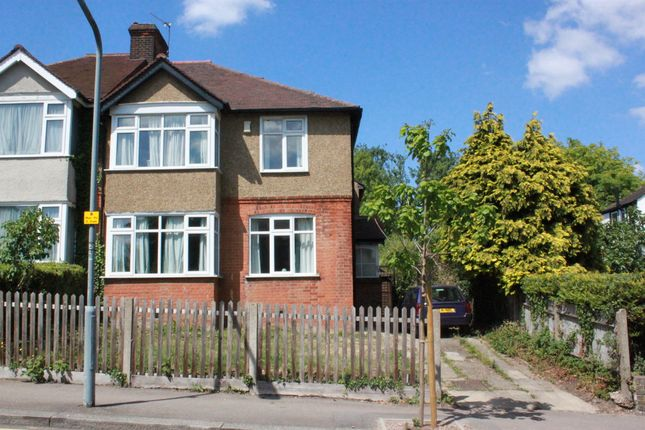 4 bed semi-detached house for sale in Monkhams Drive, Woodford Green