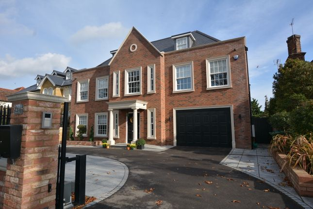 Thumbnail Detached house for sale in Nelmes Way, Emerson Park, Hornchurch