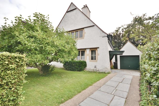Thumbnail Detached house for sale in Grange Road, Bushey