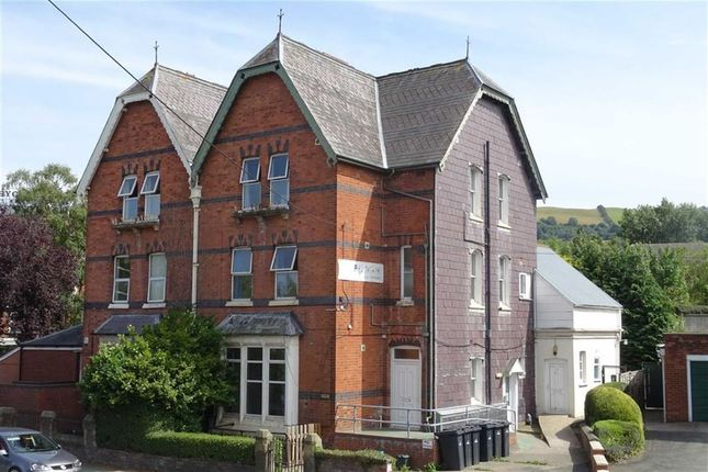 Thumbnail Flat to rent in Flat 5 Nythfa, New Road, New Road, Newtown, Powys