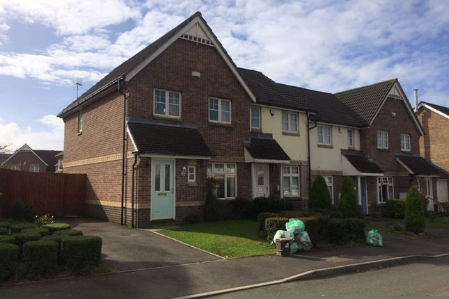 Thumbnail End terrace house for sale in Whinberry Way, St Fagans, Cardiff
