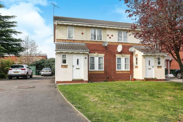 Thumbnail Semi-detached house for sale in Minton Road, Potters Green, Coventry, West Midlands