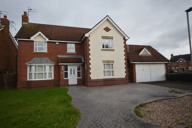 Thumbnail Detached house to rent in Seatoller Close, West Bridgford, Nottingham