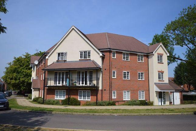 Front of Scarlett Avenue, Wendover, Aylesbury HP22
