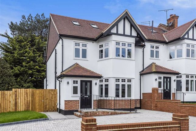 3 bed semi-detached house for sale in Mayfield Avenue, North Finchley, London N12