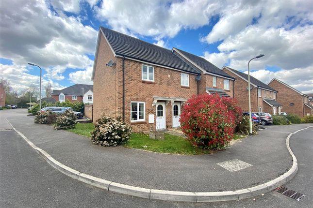 2 bed semi-detached house to rent in Jersey Drive, Winnersh, Wokingham, Berkshire RG41