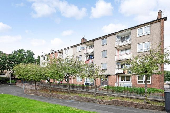 External of Armadale Court, Dennistoun, Glasgow G31