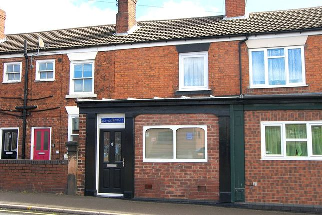 Thumbnail Terraced house for sale in Amber Business Centre, Greenhill Lane, Riddings, Alfreton