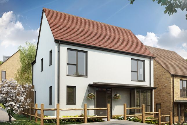 """Thumbnail Detached house for sale in """"Browning"""" at The Green, Upper Lodge Way, Coulsdon"""
