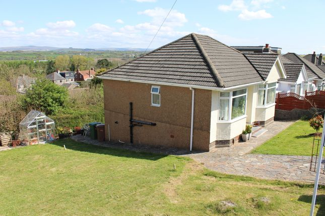 Thumbnail Detached bungalow for sale in Stanborough Road, Elburton, Plymstock, Plymouth