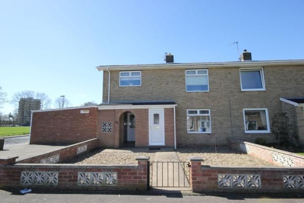 Thumbnail End terrace house for sale in Sale Road, Norwich