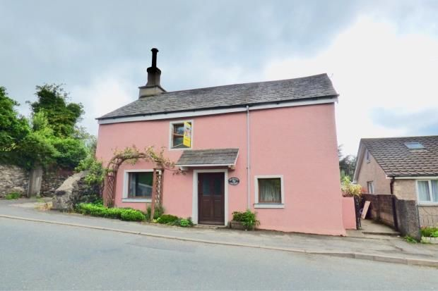 Thumbnail Detached house for sale in Browfoot Cottage, Ireleth Road, Askam-In-Furness, Cumbria